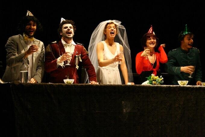 Otello al Teatro Litta di Milano (2008)