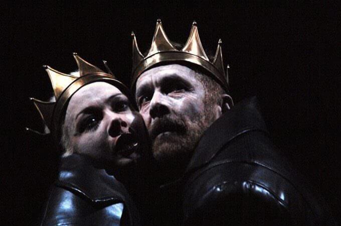Gabriele Lavia in Macbeth di Shakespeare (2009)