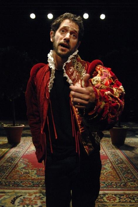 Spettacolo Molto Rumore per nulla, al Teatro Carcano di Milano