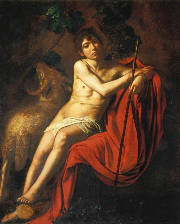 Caravaggio_Battista