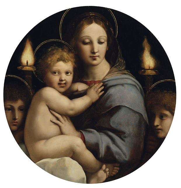 Raffaello_Vergine