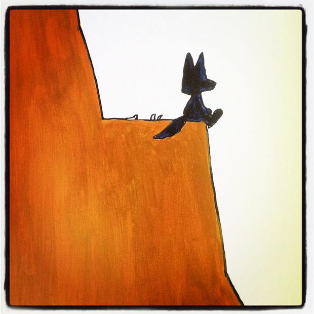 Addio a mario ramos si spento il pap di piccolo lupo - A letto piccolo mostro ...