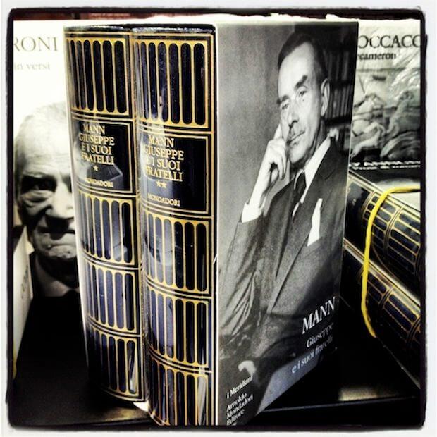 Thomas Mann nei Meridiani Mondadori