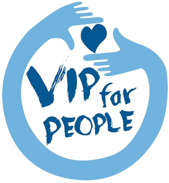 LOGOTIPO VIP FOR PEOPLE