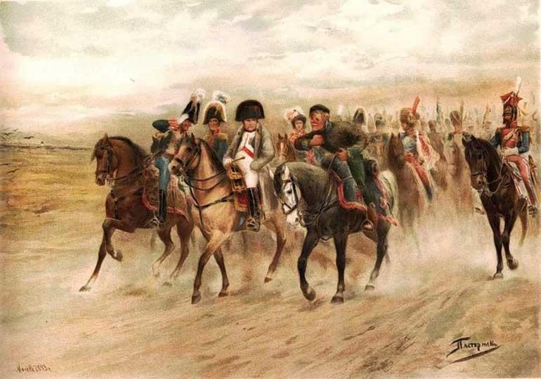 Napoleone-in-Russia