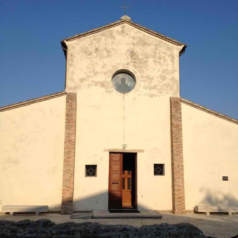 chiesa di San Martino a Grottammare