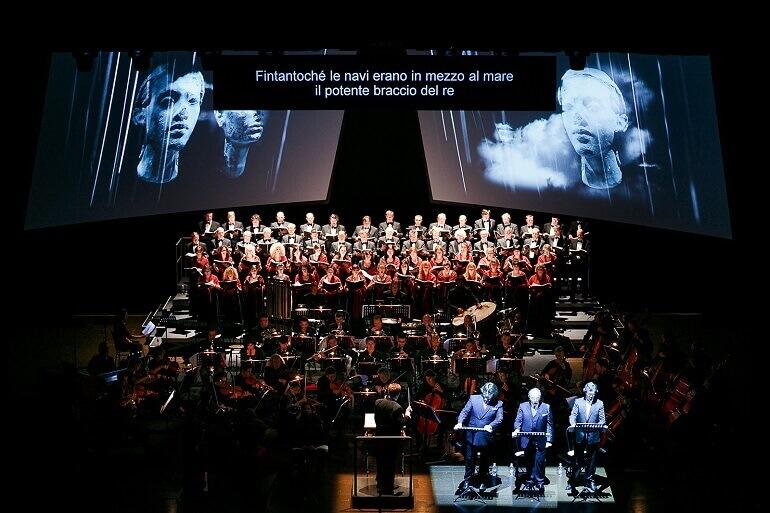 Akhnaten al Piccolo Teatro di Milano