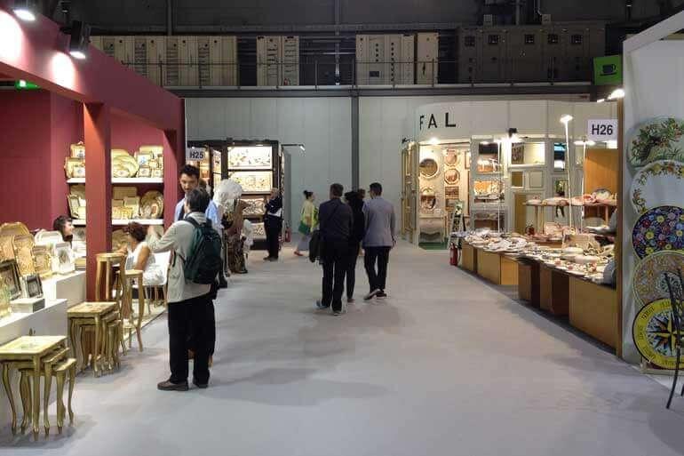 La fiera HOMI a Milano