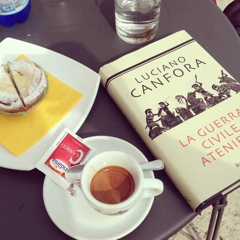 intervista a Luciano Canfora