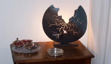 La Lampada rotta di Bergottini