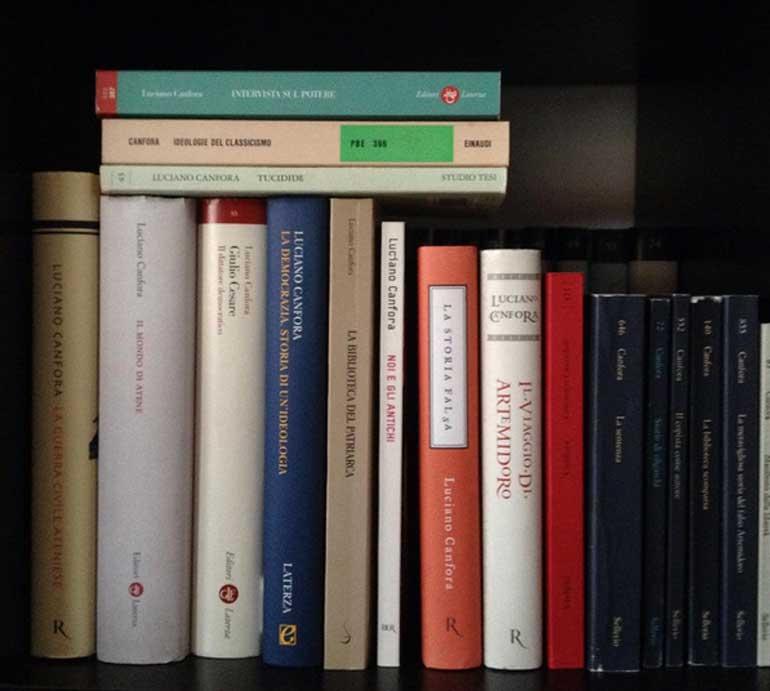 libri di Luciano Canfora