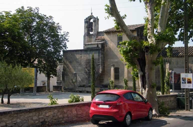 la cappella di Nostra Signora