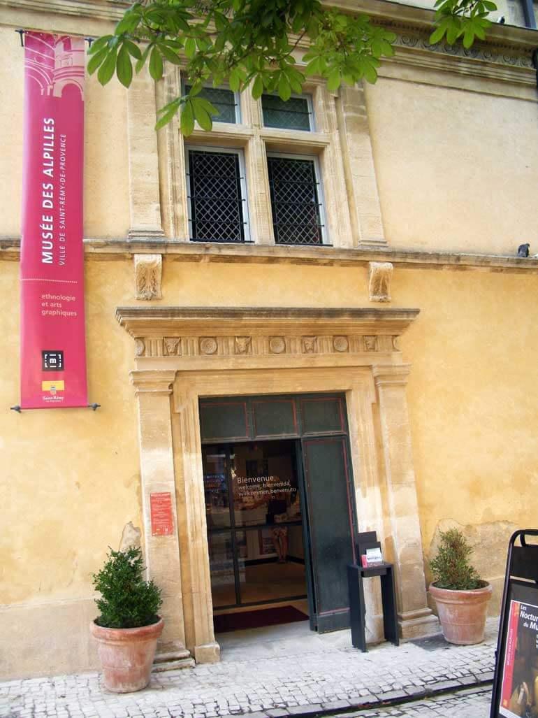Il Museo delle Alpilles