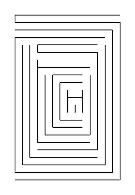 il Labirinto di Saul Stucchi