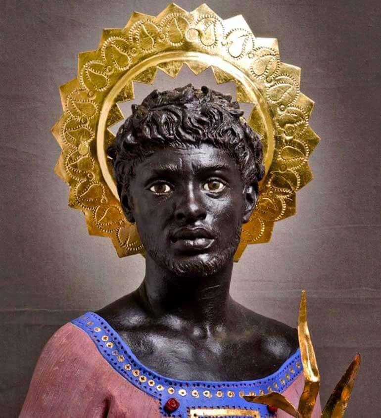 A Roma una mostra su Antioco, il Santo Moro venuto dal mare