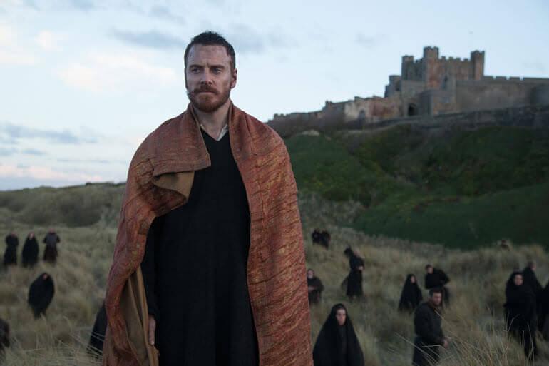 Michael Fassbender interpreta Macbeth nel film di Justin Kurzel