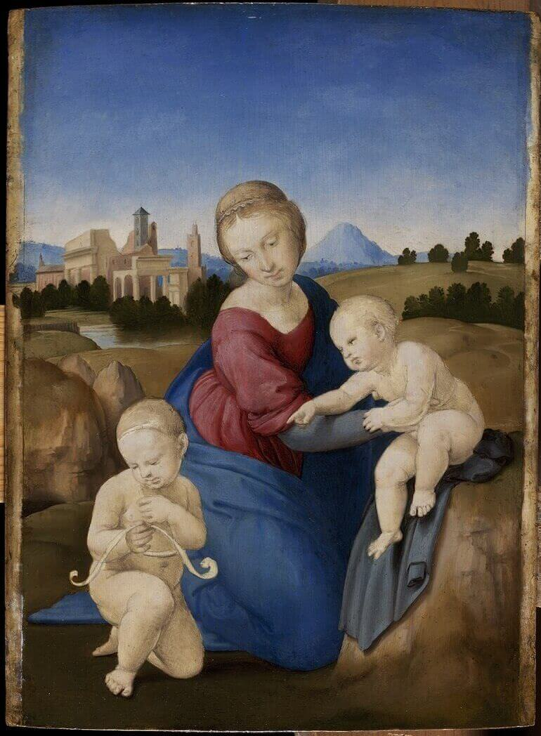 Madonna Esterházy di Raffaello