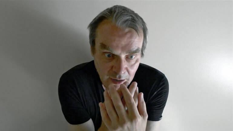 """Un attore dello spettacolo """"Macbeth"""" della Lenz Fondazione. Foto di Francesco Pittito"""