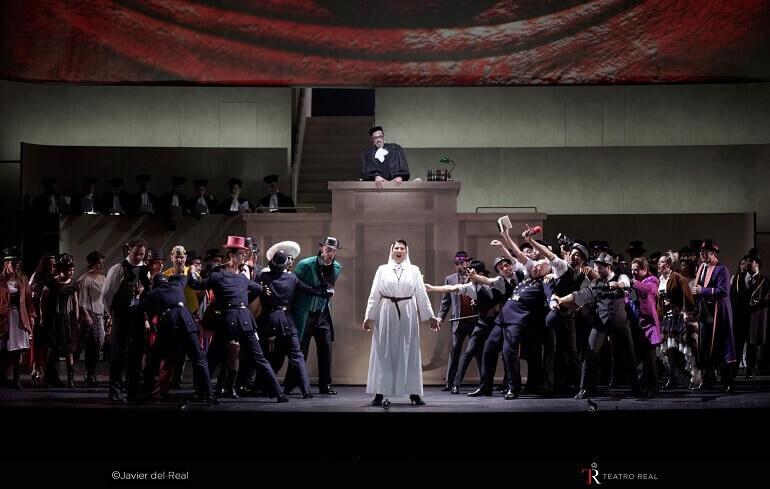 Das Liebesverbot di Wagner al Teatro Real di Madrid
