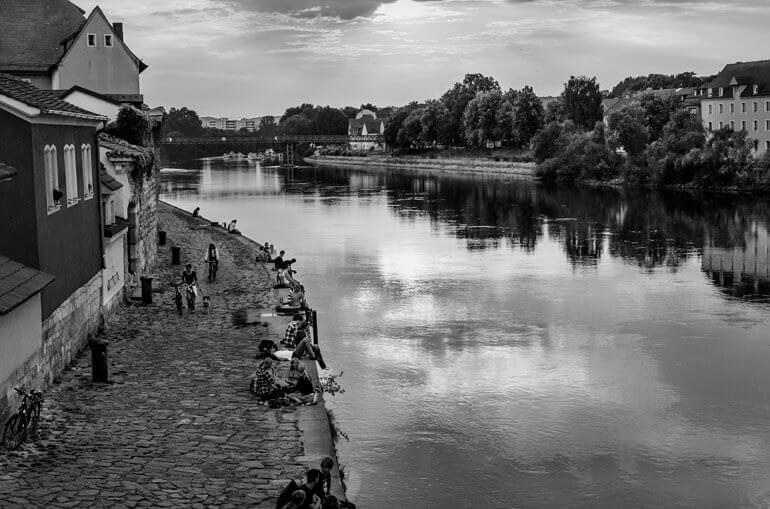 Una fotografia del Danubio di Paco Gonzalez San Agustin
