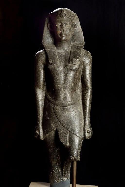 Statua di Domiziano come faraone