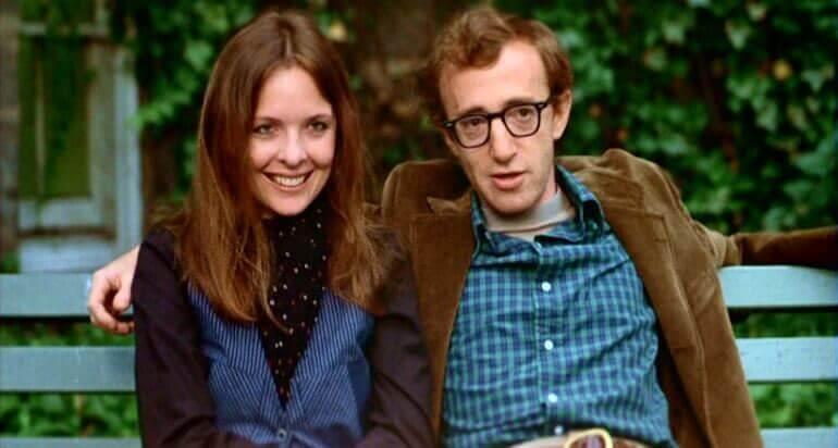 Un'immagine del film Io e Annie di Woody Allen presa da Wikipedia