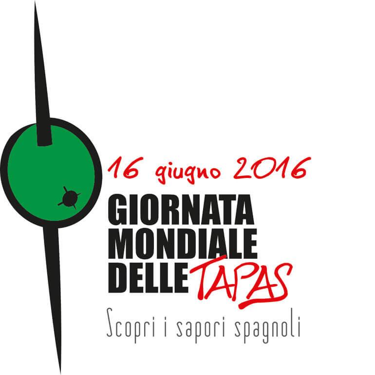 Il logo del Tapas Day 2016