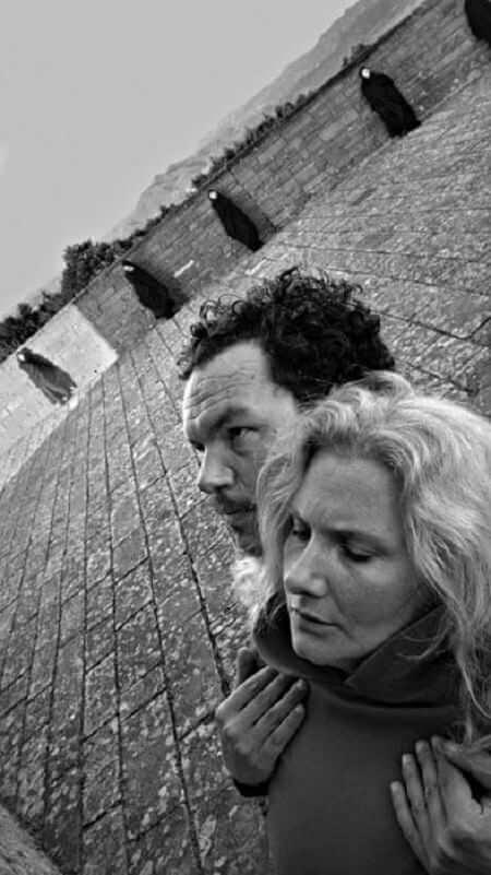 Enrica Sangiovanni e Gianluca Guidotti in Macbeth