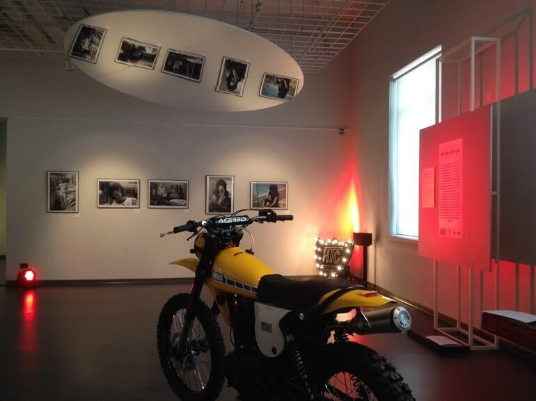 La mostra dei Ramones al Future Vintage Festival di Padova