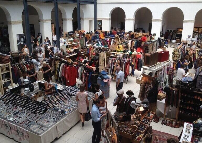 Future Vintage Festival a Padova: il mercatino