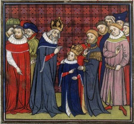 Storia della decadenza e caduta dell'impero romano di Edward Gibbon: in questa parte si parla anche di Carlomagno