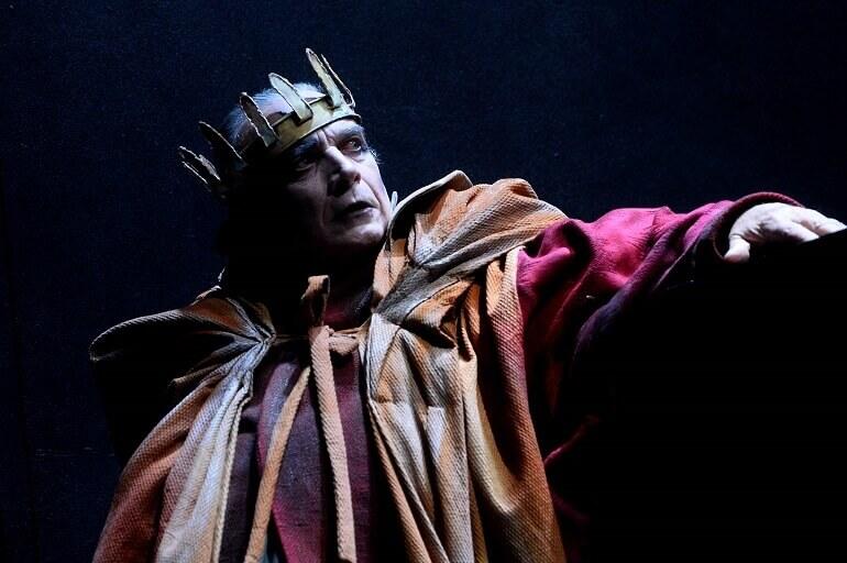 Franco Branciaroli in Macbeth