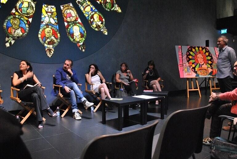 Un incontro di Brianza Book Festival