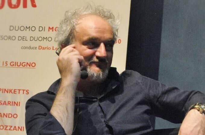 Dario Lessa, ideatore di Brianza Book Festival