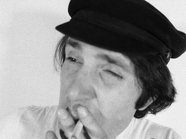 Gianni Celati, La bottega dei mimi, foto di Carlo Gajani