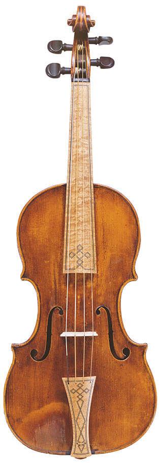 """Andrea Amati, violino Carlo IX 1566 circa – Collezione privata – """"friends of Stradivari"""", presso MdV"""