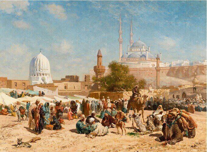 orientalismo  Mostra Orientalismo alla GAM Manzoni di Milano: una recensione