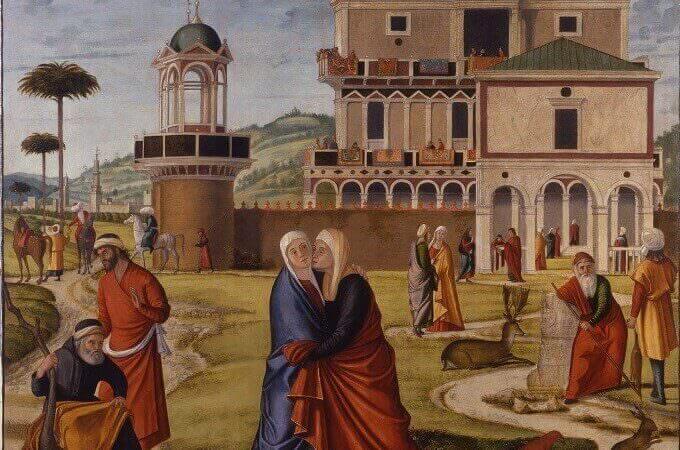 Vittore Carpaccio, Visitazione