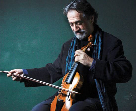 Il musicista catalano Jordi Savall