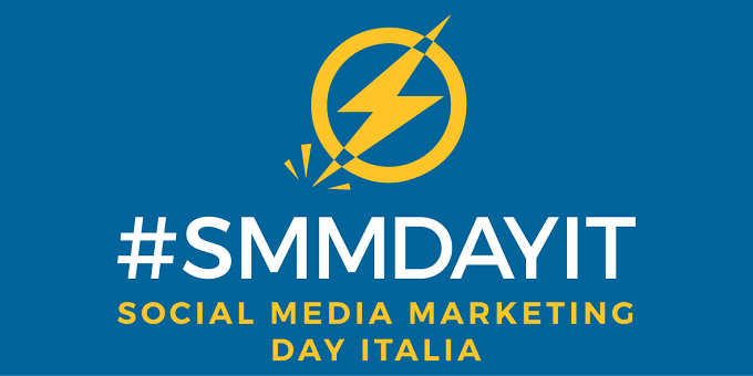 il logo di Social Media Marketing Day Italia #SMMDayIT