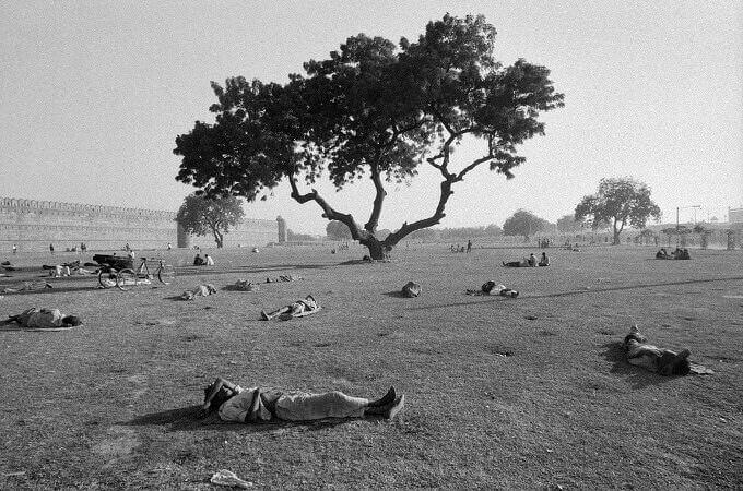 Ferdinando Scianna, Nuova Delhi 1972 © Ferdinando Scianna/MagnumPhotos/Contrasto