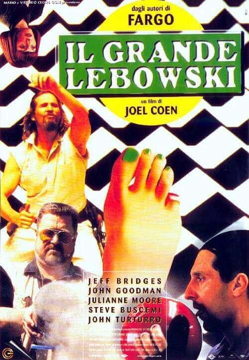 """""""Il grande Lebowski"""" dei fratelli Coen"""