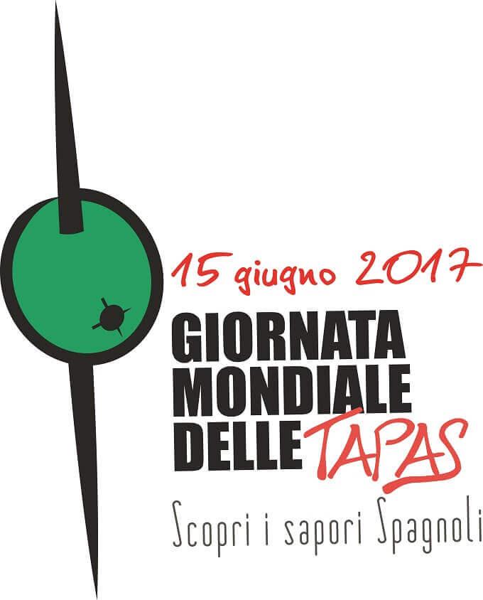 Logo della Giornata Mondiale delle Tapas 2017