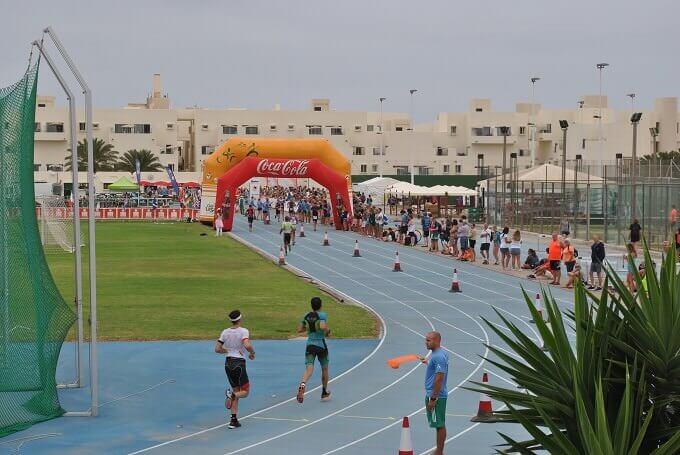 Ironman 2017 a Lanzarote: la corsa