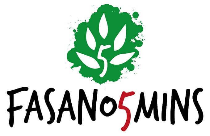 Il logo di Fasano5mins