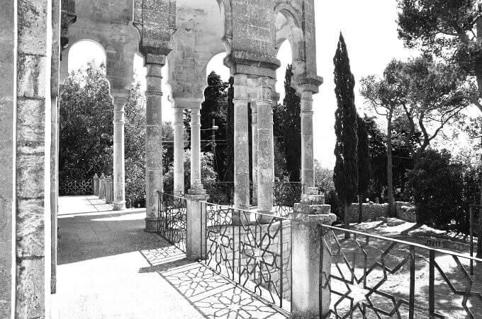 Il Minareto di Fasano in una foto di Ida Chiatante
