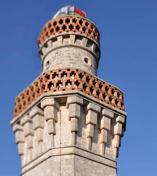 Il Minareto di Fasano, opera dell'architetto Damaso Bianchi