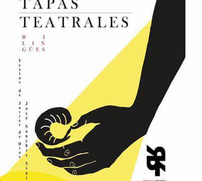 illustrazione delle Tapas Teatrales dell'Instituto Cervantes di Milano - Paula D. Pardo ©