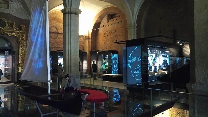 """La mostra """"Odissee"""" al Palazzo Madama di Torino"""