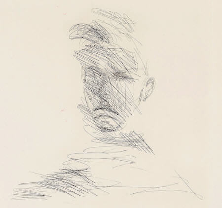 """Particolare della copertina del libro """"Rimbaud e la vedova"""" di Edgardo Franzosini (Skira)"""